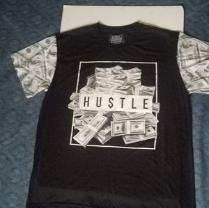HUSTLE T SHIRT
